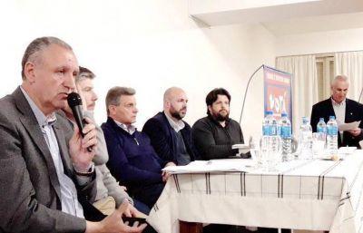 """Amalfitano: El 13,4 % de desempleo nos tiene que avergonzar y es momento de revertirlo"""""""