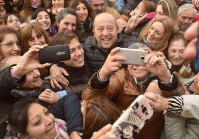 "Jorge Paredi confió en que ""Alberto Fernández va a sacar más del 50%"""