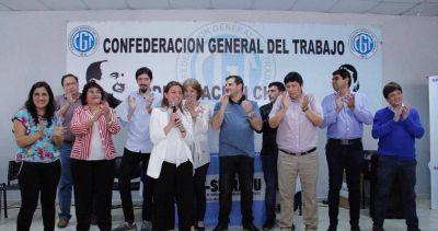 Vanesa Siley fue reelecta al frente de la Federación de Sindicatos de Trabajadores Judiciales