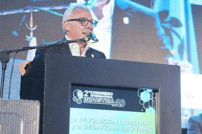 Julio Zamora abrió el 2° Congreso Internacional Industria 4.0 en Tigre