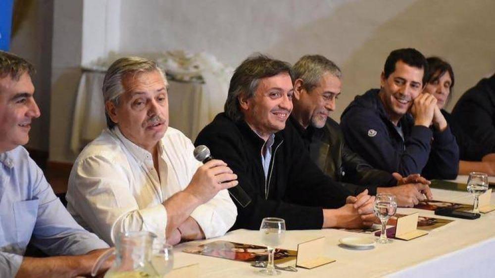 Alberto Fernández arma su gabinete: con quiénes habla y en quiénes piensa para ocupar puestos clave