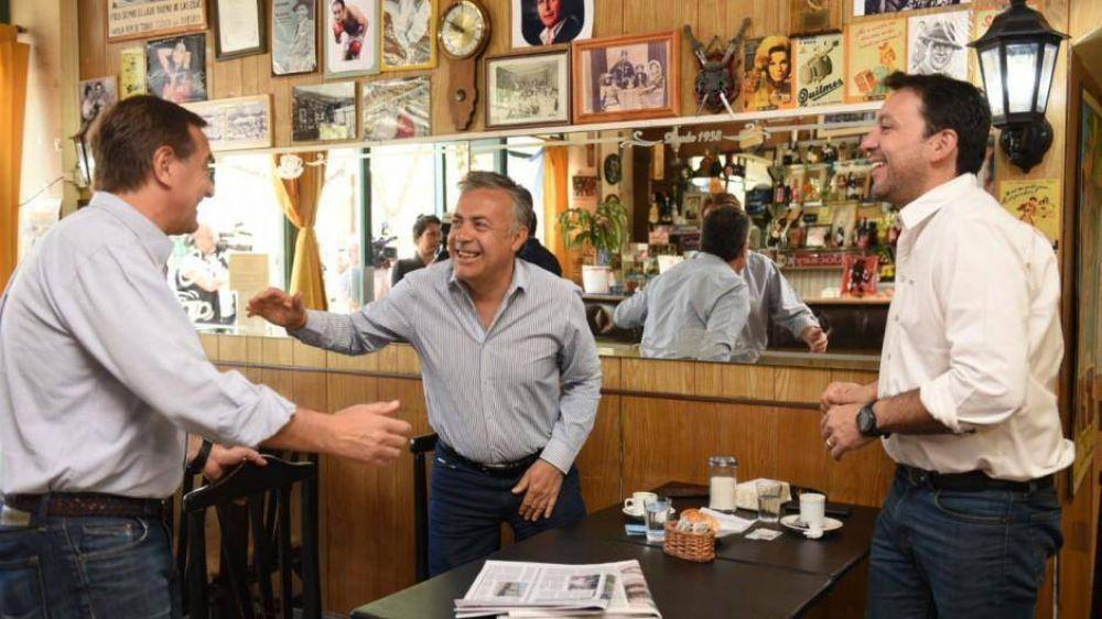 El peronismo intenta arruinar la fiesta radical que prepara Cornejo
