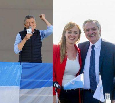 Macri y Fernández, dos optimistas con problemas distintos