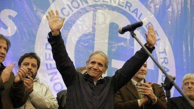 """Palazzo: """"Hay conversaciones para la unidad del movimiento obrero en una sola CGT"""