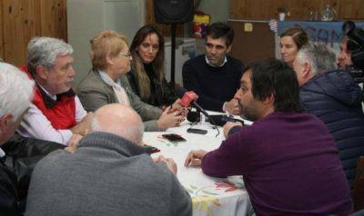 """Malena Galmarini sobre el intento de cierre del PAMI Quequén: """"Eso es gestionar con maldad"""""""