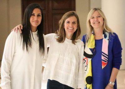 Mujeres candidatas de la Quinta Sección Electoral del Frente de Todos debatieron en Mar del Plata