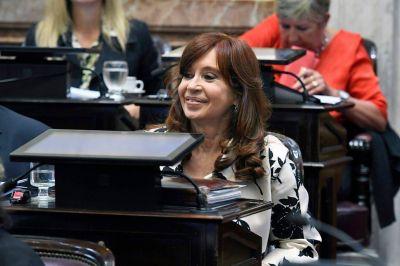 El liderazgo de Cristina aún genera resistencia entre los senadores del PJ