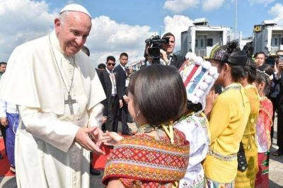 ¿Cuál es el llamativo regalo que el Papa Francisco envió a La Plata?