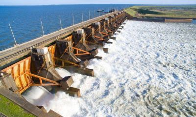 Denuncian que Argentina volvió a exportar energía de la EBY a Brasil