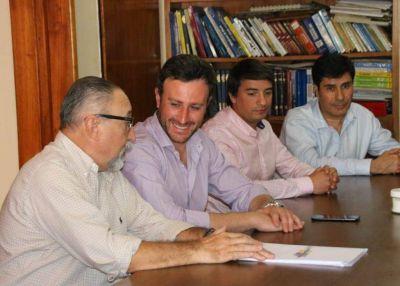 Municipio y COOP 25 de Mayo trabajan por el gas en Valdés