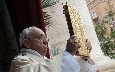 El Papa Francisco instituye el Domingo de la Palabra de Dios