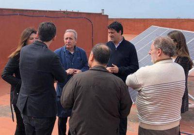 """Abad: """"En Mar del Plata hay iniciativas que nos permiten ilusionarnos con un futuro distinto"""""""