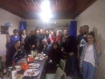 El intendente Facundo López se juntó con gestores culturales de la ciudad