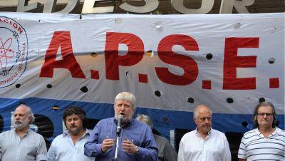 Carlos Minucci reeleco al frente de los jerárquicos de energía