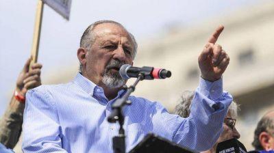 Yasky llamó a la unificación de la CTA y la CGT contra la