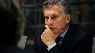 Macri prometió que si gana las pymes no pagarán cargas laborales