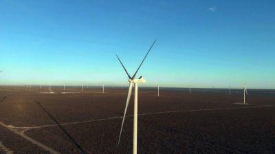 Energía eólica. Cómo es el parque más grande del país, que funciona en Chubut