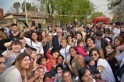 La gestión de Julio Zamora ya inauguró 50 espacios públicos renovados en Tigre