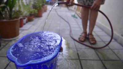 El intenso calor hizo crecer el consumo de agua potable en Mendoza por encima del promedio