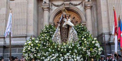 Virgen del Carmen, la fe viva del pueblo chileno