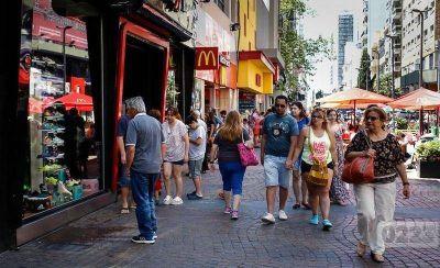Afirman que las ventas cayeron un 25% en Mar del Plata durante septiembre