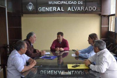 El municipio de Gral. Alvarado firmó convenio con la Universidad Nacional de Mar del Plata