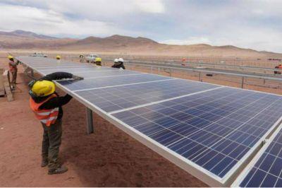 Inauguraron las dos últimas estaciones de la planta de energía solar más grande de Sudamérica