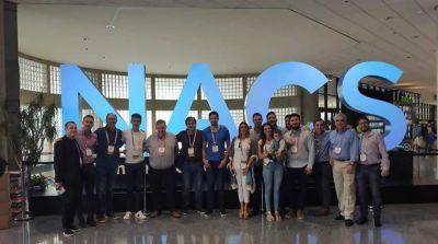 Operadores de YPF participan del NACS Show 2019