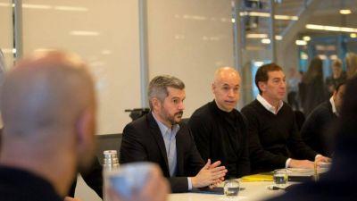 Peña negocia con Larreta ubicar a su gente en la Ciudad, si no reelige Macri