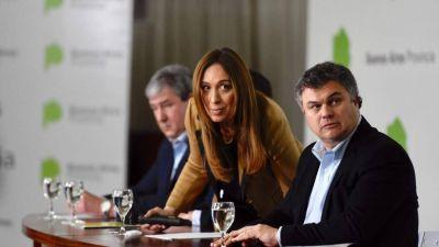 Vidal se reúne con intendentes y abre espacios a la discusión política en Cambiemos