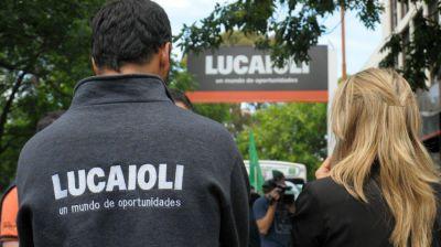 Más de 500 empleados quedan en la calle por la quiebra de Lucaioli