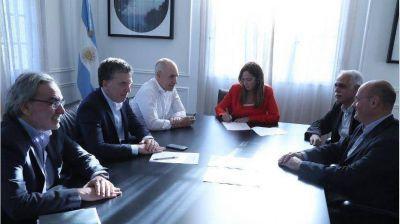 Vidal firmó el decreto de traspaso de Edenor y Edesur