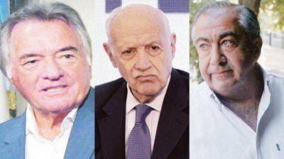 Barrionuevo, otra pieza para CGT unida y con guiño a Alberto Fernández