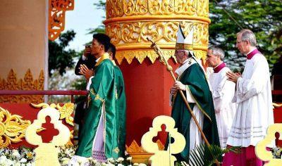 El Papa Francisco envió un regalo muy especial para la Catedral de La Plata
