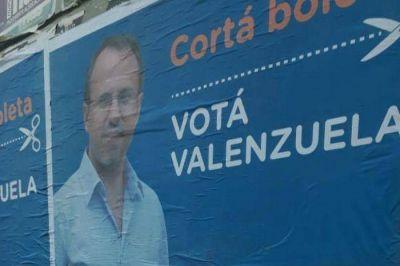 Los números que analiza Valenzuela para ganar el 27 de octubre