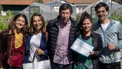San Isidro tiene nuevos egresados del programa municipal de Huertas Orgánicas