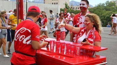 Coca Cola va por todo el mercado: prepara el lanzamiento de su bebida energética en América