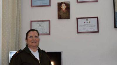 El Hospital Militar Central cumple 140 años: por primera vez en su historia, está al mando de una mujer