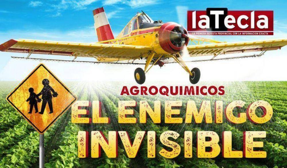 Agroquímicos: el enemigo invisible