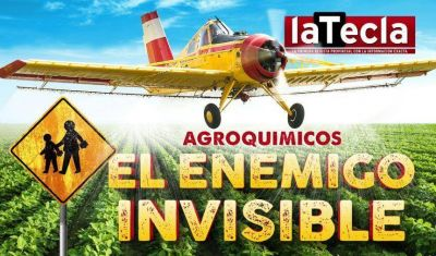Agroquímicos: el enemigo invisible