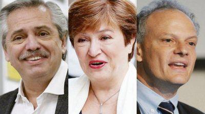 FMI quiere que Alberto Fernández negocie la deuda
