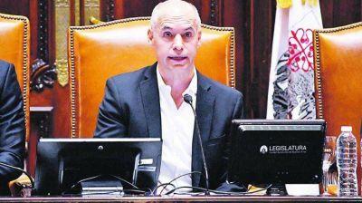 Larreta municipaliza campaña en intento de ganar en primera
