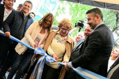 Se inauguró la feria del libro 2019 en Merlo