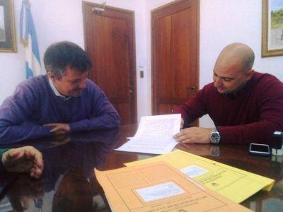 Adjudicaron obras para los barrio Atuel y 26 de Septiembre