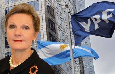 La jueza Preska le respondió al Gobierno por la postergación del caso YPF