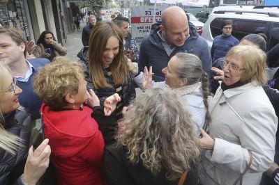 Vidal no hará una campaña con promesas como Macri