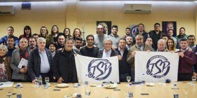 La Juventud Sindical se reunió con la mesa directiva de la CGT para analizar la situación económica, social y política