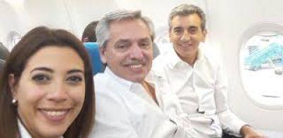Alberto Fernández suma a su campaña a Florencio Randazzo