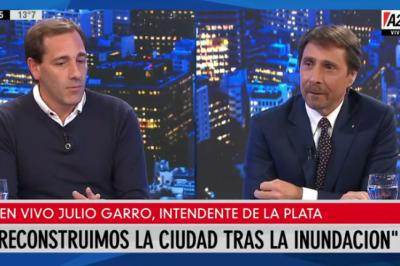 """Garro dijo que una inversión privada de US$ 135 M puso pausa hasta después de la elección porque tienen """"terror"""" a que vuelva el"""