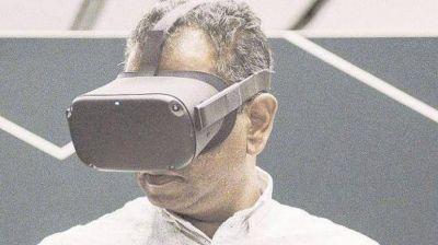 ¿Sirve la realidad virtual para la formación laboral?